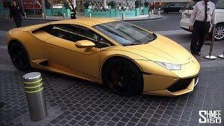 Back in Dubai! Car Spotting and introducing Omanya