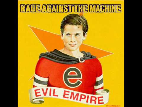 rage against the machine rollin rodeo