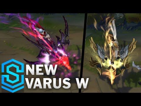 Varus New W - All Skins