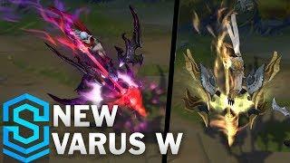 Varus New W - All Skins