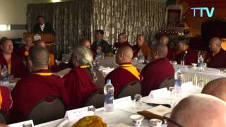12th Religious Conference of Four Major Schools of Tibetan Buddhism and Bon Tradition