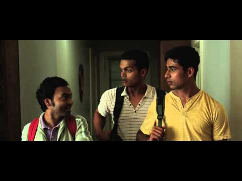 Million Dollar Arm Clip -- Where Is Your Family   Official Disney HD