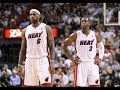 LeBron & Wade - Can't Hold Us (HD 2014)