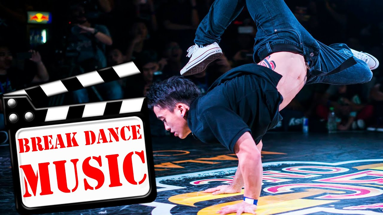 Breakdancing music mix