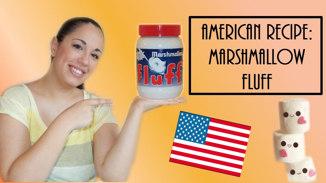 Preferenza Ricetta Americana: Marshmallow Fluff - YouTube VI38