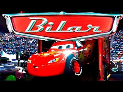 FULL SVENSKA SPEL FILM BILAR DISNEY BLIXTEN MCQUEEN CARS DISNEY VIDEO GAME SWEDISH DUBBNING