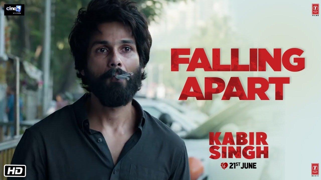 Kabir Singh: Falling Apart Dialogue WhatsApp Status Video
