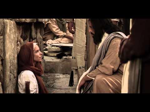 Jesús sana a una mujer de fe