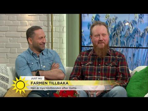 Farmen tillbaka 'Första veckan den bästa någonsin' - Nyhetsmorgon (TV4)
