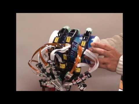 Design and Development of an Artificial Robot Hand