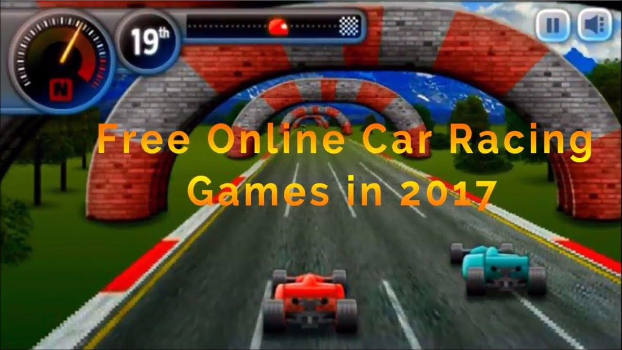 Best 3d Car Racing Games Sprint Club Nitro Free Online Car Games