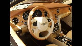 2012 Bentley Mulsanne / Cars by Brasspineapple Productions