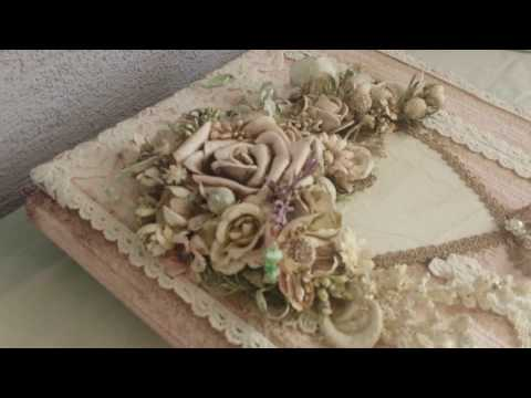 Romantic Photo Album | Wedding photo | Hand Made