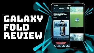 Samsung Galaxy Fold: 3 good & 3 bad things