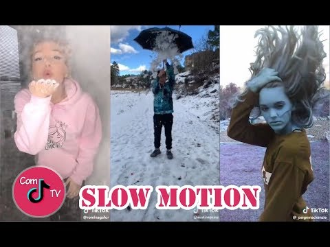 The Best #Slowmotion TikTok Musically Videos Compilation 2018