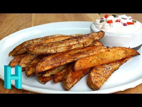 Steak Fries with Veracruz Ranch Dip  Hilah Cooking