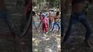 Kajara Ramaul dhanusha dance program maithili song dhoti kurta gamchha new maithili hit song 2019