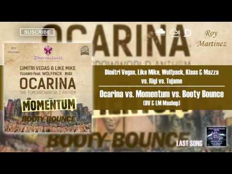Ocarina vs. Momentum vs. Booty Bounce (DV & LM 3.0 Mashup)