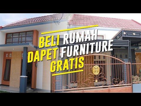 Beli Rumah Minimalis Gratis Furniture Lengkap   Perumahan Graha Asri Utomo Kab. Tulungagung