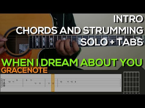Download Gracenote - When I Dream About You [INTRO, SOLO, CHORDS ...