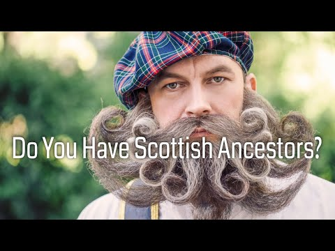 The Origin And Meaning Of Scottish Surnames | AF-298
