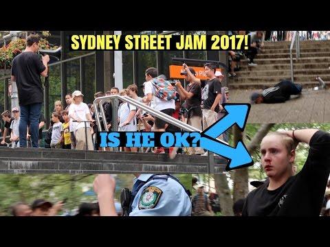 SYDNEY STREET JAM 2017!