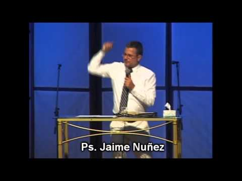 Una Viuda, una Vasija de Aceite y DIOS  Ps. JAIME NUÑEZ
