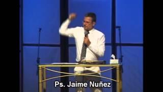 Una Viuda, una Vasija de Aceite y DIOS - Ps. JAIME NUÑEZ