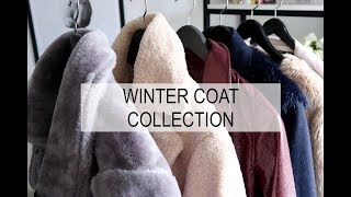 WINTER COAT COLLECTION 2017 | ZARA, TOPSHOP, MISSGUIDED, NEXT - A STYLE EDIT