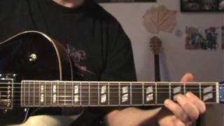 Siberian Khatru Guitar Lesson
