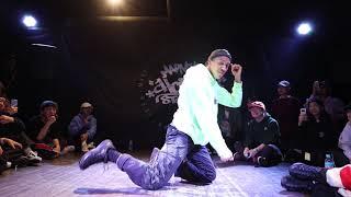 Kevin Paradox | Hip Hop Freestyle Judge Showcase | Korea Street Dance 2019