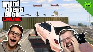 RPG vs CARS 🎮 Grand Theft Auto Online #144