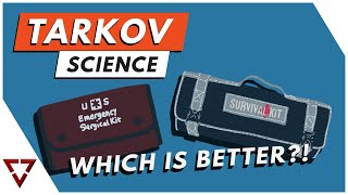 The Best Items in Escape from Tarkov: CMS vs. SURV12