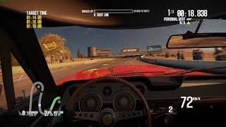 Need For Speed Shift 2 Unleashed Race 89 Classics Muscle Hot Lap 2