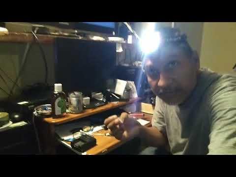 Watch Repair Replacing Glass Lense On Skagen Watch