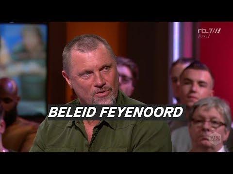 De mannen aan tafel over het huidige beleid van Feyenoord