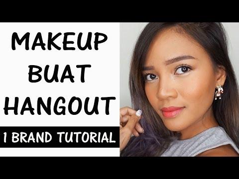 Makeup Untuk Hangout - 1 Brand Tutorial (Emina Cosmetics)