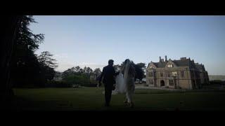 Coombe Lodge, Somerset Wedding // Rebecca & Alex (Trailer)