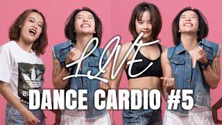 DANCE CARIDO #5 quẩy cùng nhạc EDM ♡ 450 calories 45 minutes