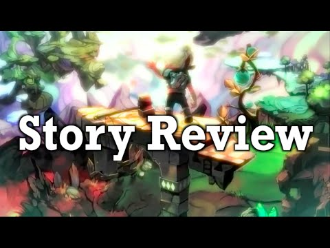 Video Game Story Review - Bastion