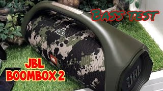 JBL Boombox 2 | Bass Boosted Sound Test