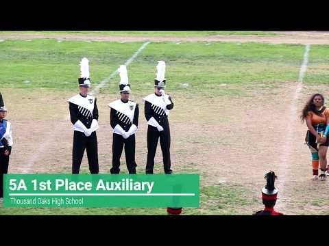 Thousand Oaks High School Marching Band, Awards, Oxnard - Keeping Music Alive, November 11, 2017
