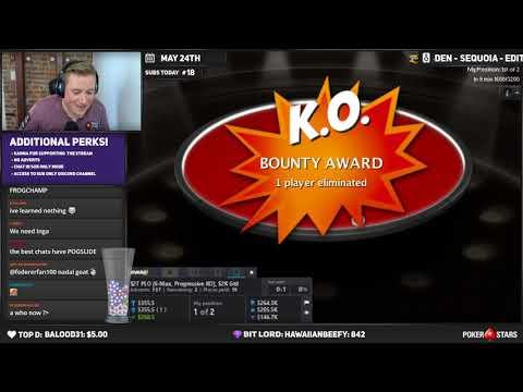 Poker Livestream Daily Highlights | Ep. 396 | Spraggy, Xflixx, PokerStaples, Mat3usPT, JNandezPoker