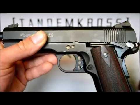 TANDEMKROSS GSG 1911-22 Upgrade Kit