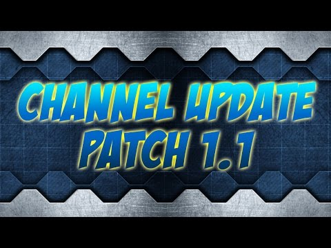 SORTING MY LIFE OUT - Channel Update (Patch 1.1)