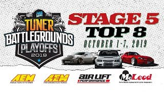 2019 PASMAG Tuner Battlegrounds Playoffs: Results Day (Stage 5: Top 8)