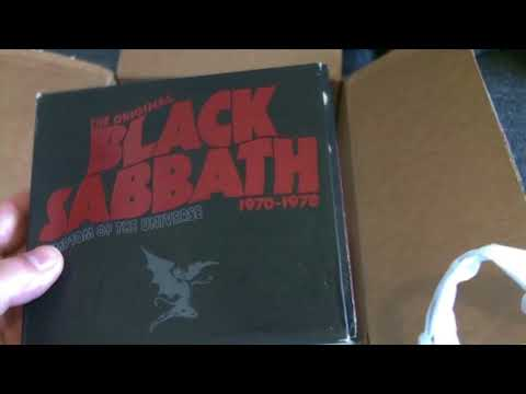 UNBOXING A HOLY GRAIL ALBUM (From a Fan THANK YOU!)