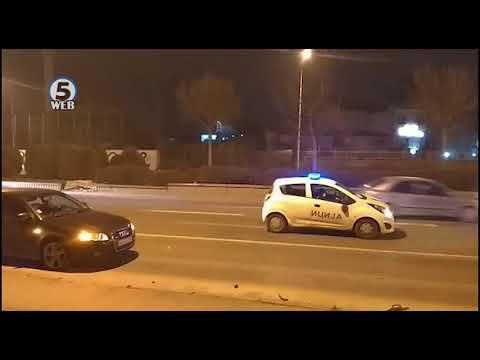 Тешка сообраќајна несреќа во Скопје