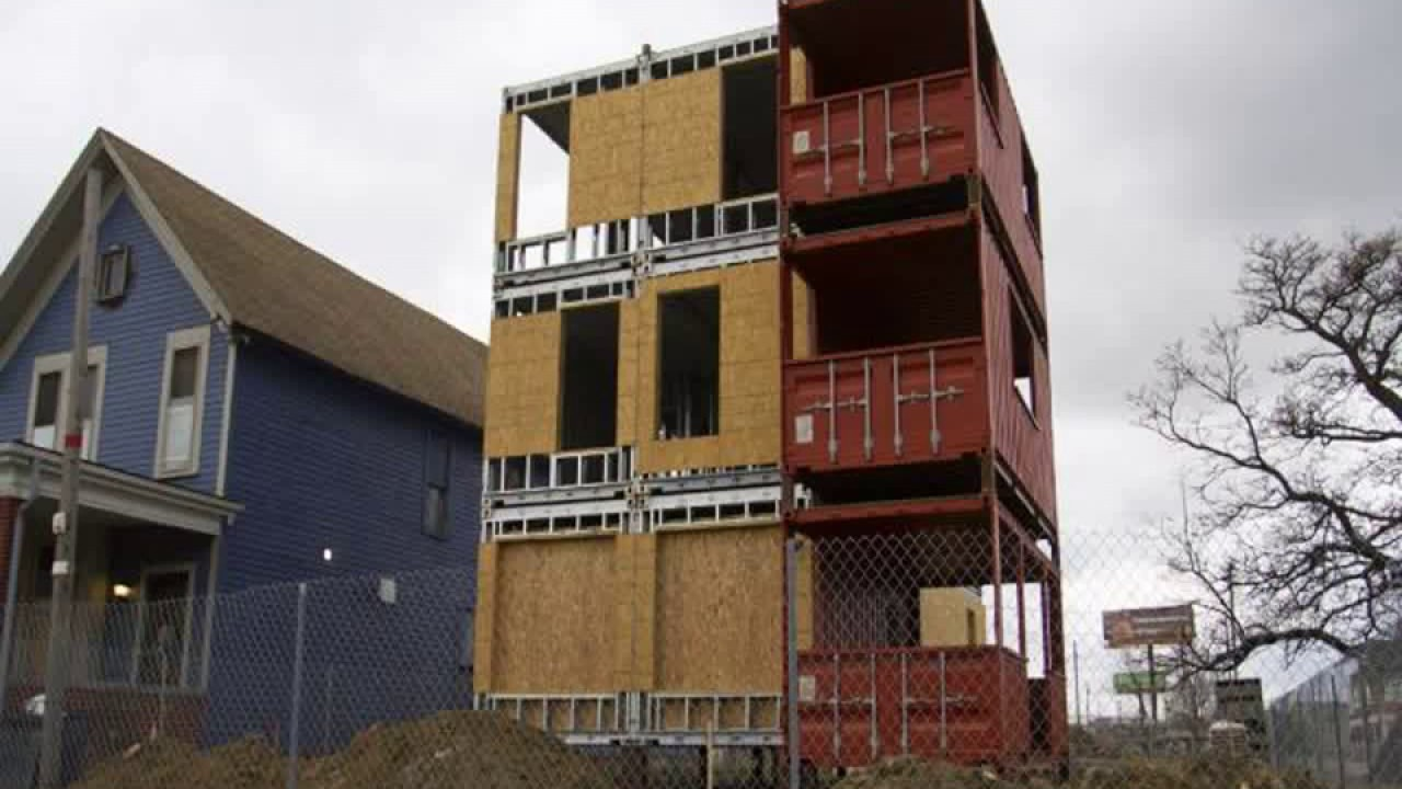 Best Kitchen Gallery: Shipping Container Homes Detroit Youtube of Shipping Container Homes Detroit  on rachelxblog.com