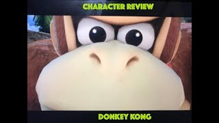 Character Review Donkey Kong